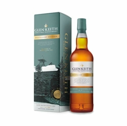 114,27€/Liter - Glen Keith Distillery Edition • 70cl, 40% - Traditional Oak - 1
