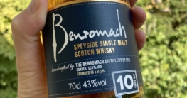Whisky des Monats September - BenRomach 10 Jahre.
