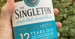 Unser Whisky des Monats Oktober 2020 - der Singleton of Dufftown 12 Jahre.