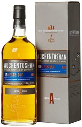 Auchentoshan 18 Jahre Single Malt Scotch Whisky (1 x 0.7 l) - 1