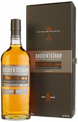 Auchentoshan 21 Jahre Single Malt Scotch Whisky (1 x 0.7 l) - 1