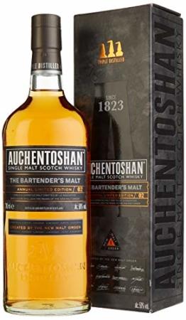 Auchentoshan Bartender´s Malt NO.2 Single Malt Whisky (1 x 0.7 l) - 1