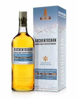 Auchentoshan Sauvignon Blanc 47 % Single Malt Whisky (1 x 0.7 L) - Exklusiv auf Amazon erhältlich - 1