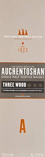 Auchentoshan Three Wood Single Malt Scotch Whisky (1 x 0.7 l) - 4