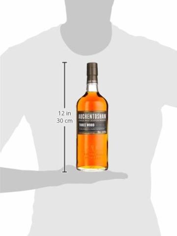 Auchentoshan Three Wood Single Malt Scotch Whisky (1 x 0.7 l) - 9
