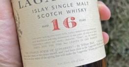 Unser Whisky des Monats 02/2021 - Lagavulin 16 Jahre.