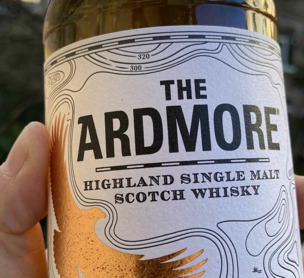 Unser Whisky des Monats März 2021: The Ardmore Legacy