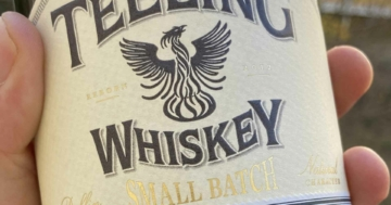 Unser Whisky des Monats April 2021: Teeling Small Batch Rum Cask Finish.