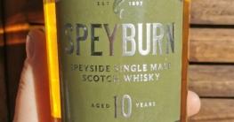 Unser Whisky des Monats Mai 2021: der Speyburn 10 Jahre.