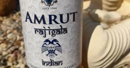 Unser Whisky des Monats September 2021: der Amrut Raj Igala.