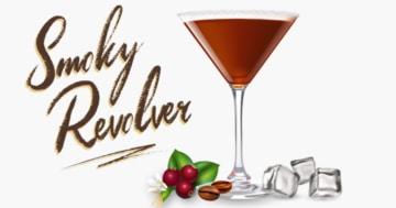 Whisky Cocktail: Smoky Revolver Rezept + Tipp
