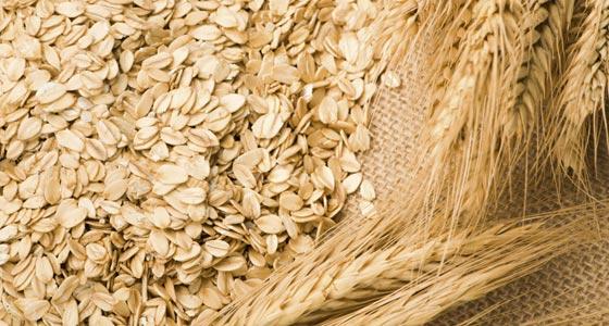 Unterschiedliche Getreidesorten.