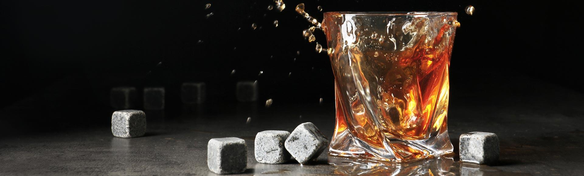 Whisky-Steine Logo