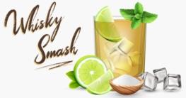 Whisky Cocktail: Whisky Smash Rezept + Tipp
