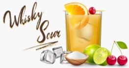 Whisky Cocktail: Whisky Sour Rezept + Tipp