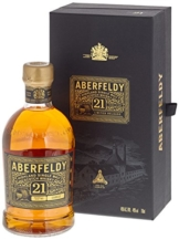 Aberfeldy 21 Jahre Highland Single Malt Whisky (1 x 0,7 l) - 1