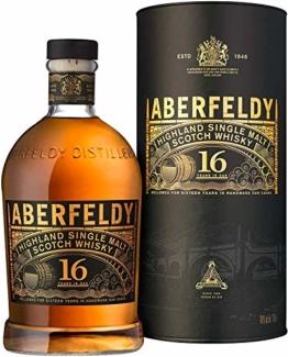 Aberfeldy Highland Single Malt Whisky 16 Jahre (1 x 0.7 l) - 1