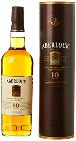 Aberlour 10 Years Old (1 x 0.7 l) - 1