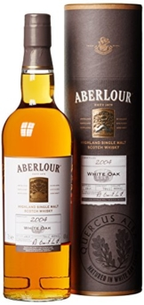 Aberlour White Oak mit Geschenkverpackung  Whisky (1 x 0.7 l) - 1
