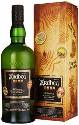 Ardbeg DRUM Islay Single Malt Scotch Whisky Limited Edition (1 x 0.7 l) - 1