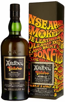 Ardbeg Grooves Limited Edition mit Geschenkverpackung Whisky (1 x 0.7 l) - 1