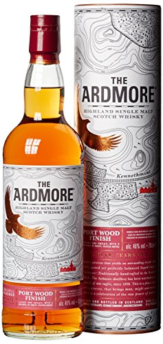 Ardmore Port Wood Finish Single Malt Whisky 12 Jahre (1 x 0.7 l) - 1