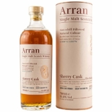 ARRAN SHERRY CASK The Bodega - Cask Strength 55,8% Vol 1x0,7L Single Malt Whisky - 1