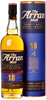 Arran The 18 Years Old mit Geschenkverpackung Whisky (1 x 0.7 l) - 1