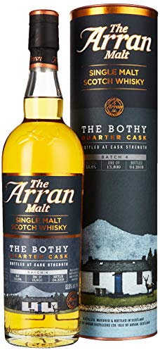 Arran The Bothy Quarter Cask Limited Edition mit Geschenkverpackung Whisky (1 x 0.7 l) - 1