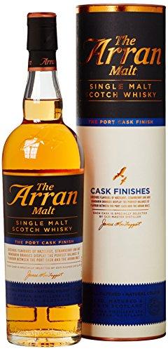 Arran The Port Cask Finish mit Geschenkverpackung  Whisky (1 x 0.7 l) - 1