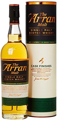 Arran The Sauternes Cask Finish mit Geschenkverpackung  Whisky (1 x 0.7 l) - 1