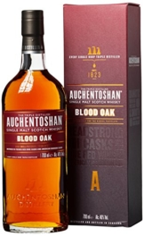 Auchentoshan Blood Oak Limited Release 2015 mit Geschenkverpackung  Whisky (1 x 0.7 l) - 1