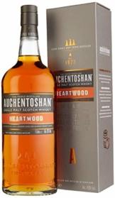 Auchentoshan Heartwood Whisky mit Geschenkverpackung  (1 x 1 l) - 1