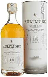 Aultmore 18 Speyside Single Malt Scotch Whisky in Geschenkverpackung (1 x 0.7 l) - 1