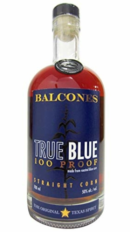 Balcones - True Blue 100 Proof Straight Blue Corn - Whisky - 1