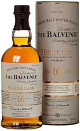 Balvenie 16 Years Old Triple Cask mit Geschenkverpackung  Whisky (1 x 0.7 l) - 1