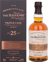 Balvenie 25 Years Old Triple Cask mit Geschenkverpackung (1 x 0.7 l) - 1