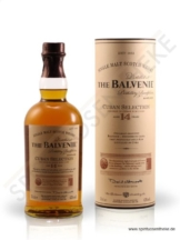 Balvenie Cuban Selection 14 Years Single Malt Scotch Whisky 43% 0,7l Flasche - 1