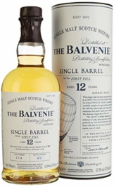 Balvenie Single Barrel 12 Jahre Old Single Malt Whisky (1 x 0.7 l) - 1