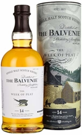 Balvenie The 14 Years Old The WEEK OF PEAT Whisky (1 x 0.7 L) - 1