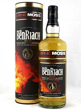 BenriachBirnie Moss Intensely Peated 0,7 Liter - 1