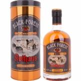 Black Forest Rothaus Single Malt Whisky Madeira Wood Finish 2018 in Tinbox 54,80% 0,50 Liter - 1