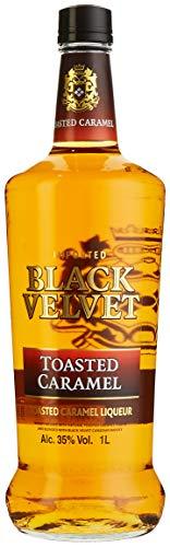 Black Velvet Toasted Caramel Liqueur Whisky (1 x 1 l), 16144 - 1