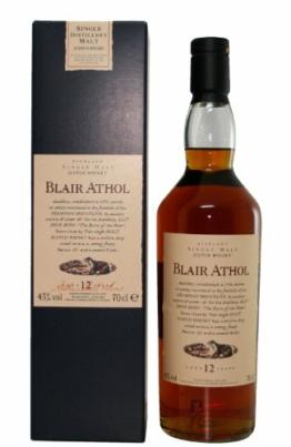Blair Athol 12 Jahre - Flora & Fauna - 1