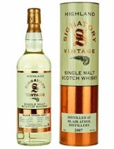 Blair Athol 2007 - 10 Jahre - Signatory Vintage - Single Malt Whisky - 1