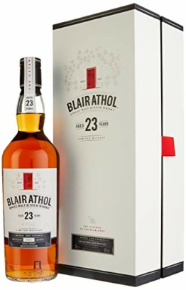 Blair Athol Special Release 2017 Single Malt Whisky 23 Jahre (1 x 0.7 l) - 1