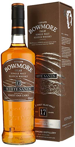 Bowmore 17 Years Old White Sands mit Geschenkverpackung Whisky (1 x 0.7 l) - 1