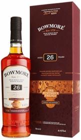 Bowmore 26 Jahre Oak Barrique Cask mit Geschenkverpackung Islay Single Malt (1 x 0.7 l) - 1
