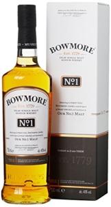 Bowmore No. 1 Single Malt Whisky (1 x 0.7 l) - 1
