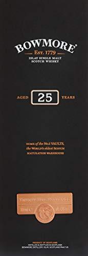 Bowmore Single Malt Scotch Whisky 25 Jahre (1 x 0.7 l) - 4